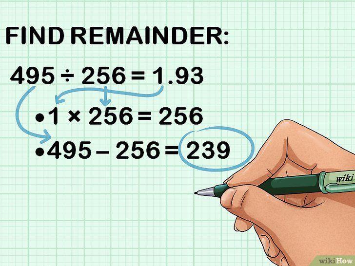 Imaginea intitulată Conversie din decimală în hexadecimal Pasul 5