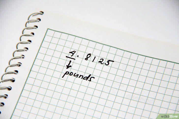 Convertiți zece kilograme la uncie