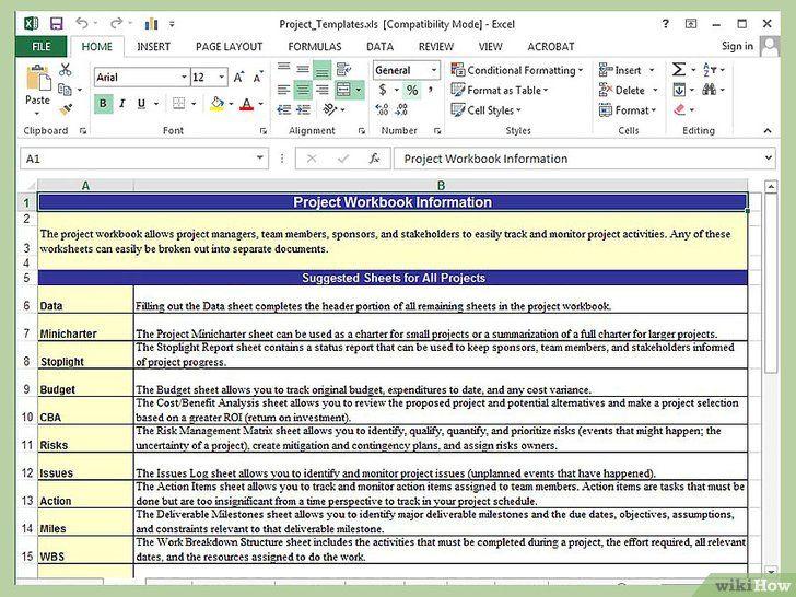 Fixați celulele în Excel