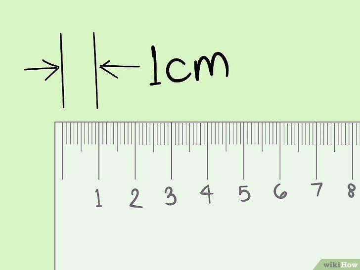 Măsurați centimetri