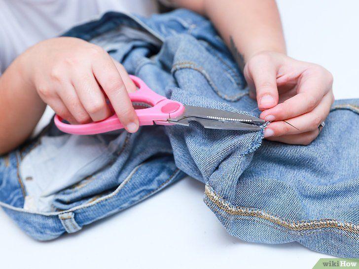Imagine cu titlul Fix Jeans Ripped Pasul 3