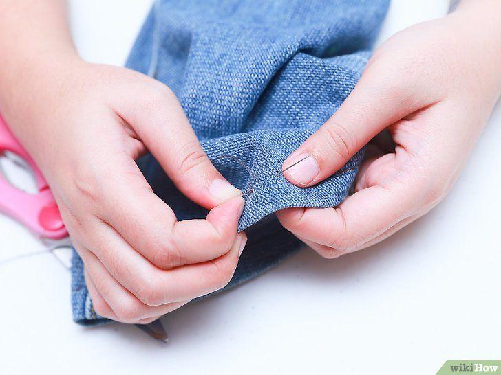 Imagine cu titlul Fix Jeans Ripped Pasul 7