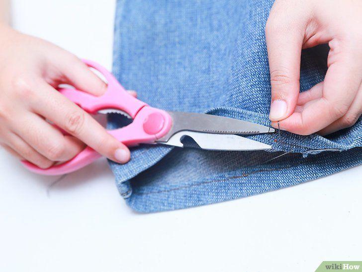 Imagine cu titlul Fix Jeans Ripped Pasul 8