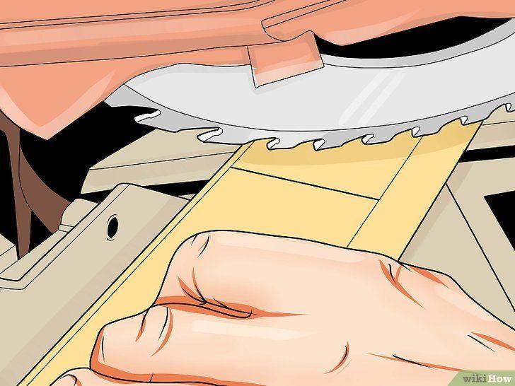 Imaginea cu titlul Cut Crown Molding Step 6