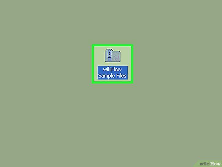 Deschideți fișiere Zip fără WinZip
