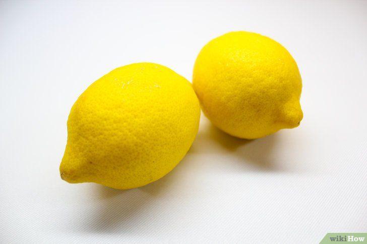 Lemon vinete Faceți cuburi de gheață ca deodorant pentru coșul de gunoi
