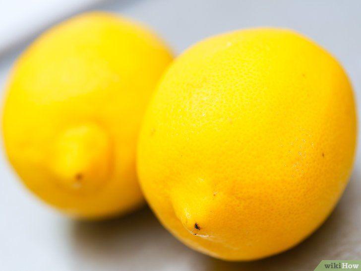 Păstrați sucul de lămâie