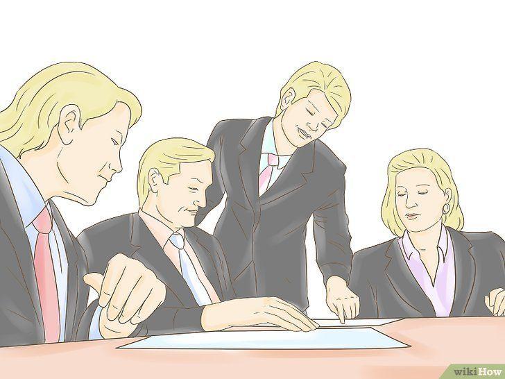 Pentru a deveni director executiv