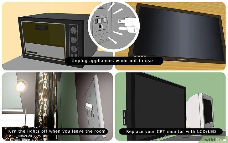 Imaginea intitulată Economisiți energie în casa dvs. Pasul 6