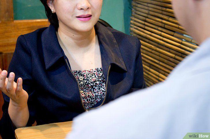 Imaginea intitulată Evaluați-vă șansele în timpul unei interviuri de angajare Pasul 8