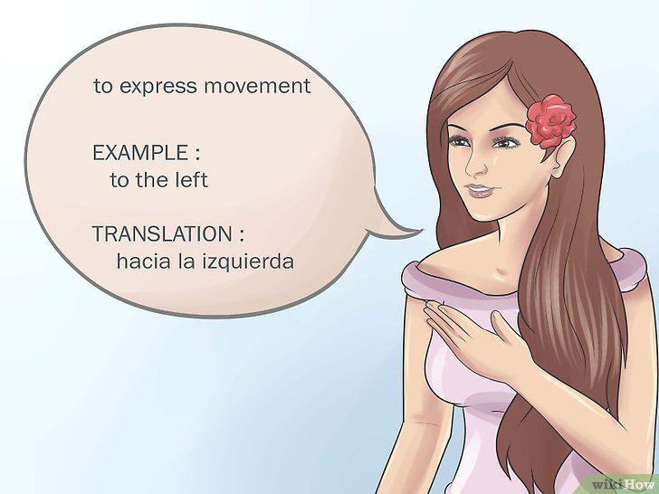 Imaginea intitulată Spuneți-i în limba spaniolă Pasul 8