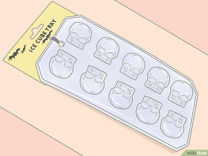 Imaginea intitulă Faceți cranii de zahăr Pasul 25