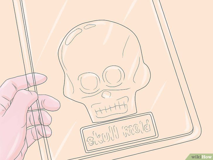 Imaginea intitulă Faceți cranii de zahăr Pasul 15