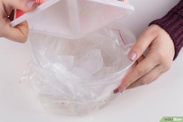 Utilizați gheață pentru a ușura durerea din spate
