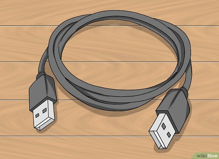 Conectați două computere prin intermediul USB
