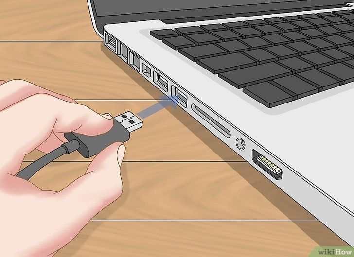 Imaginea intitulată Conectați două computere utilizând USB Pasul 3