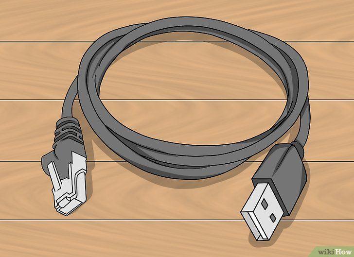Imagine intitulată Conectați două computere utilizând USB Pasul 7