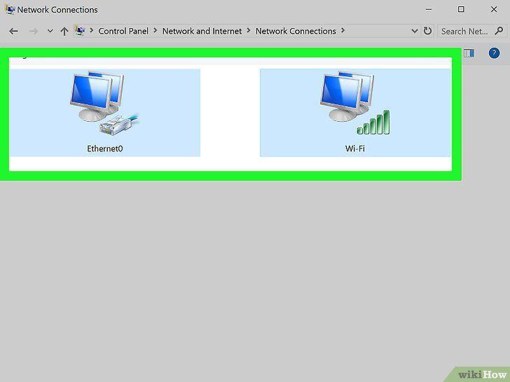 Imagine intitulată Combină două conexiuni la Internet Pasul 7
