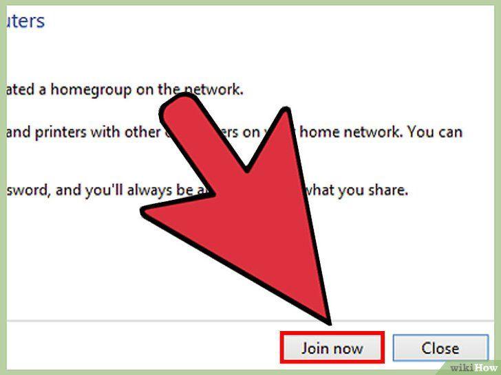 Imaginea intitulată Conectați două laptopuri printr-o rețea LAN Pasul 17