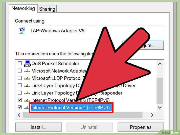 Imagine intitulată Conectați două laptopuri printr-o rețea LAN Pasul 8