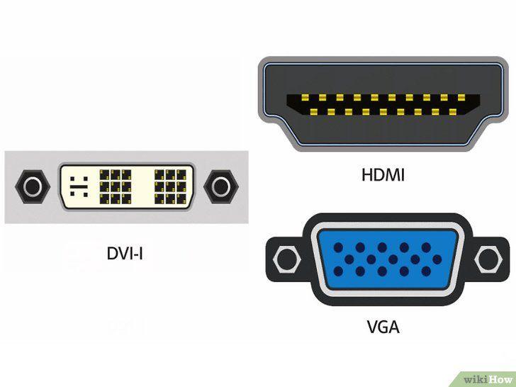 Imaginea intitulată Configurarea monitoarelor duale Pasul 1