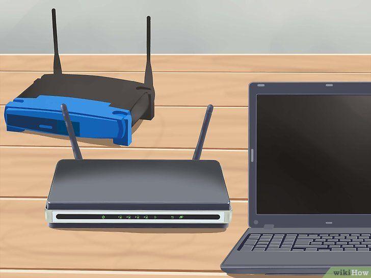 Imagine intitulată Conectați doi routere Pasul 12