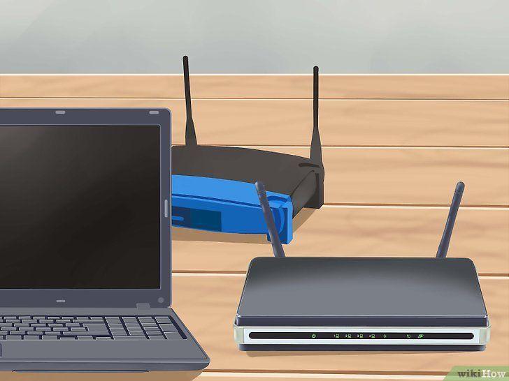 Imaginea intitulată Conectați doi routere Pasul 3