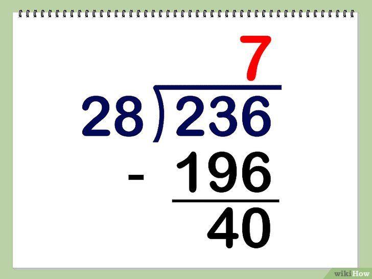 Imaginea intitulată Împărțiți cifrele cu două cifre Pasul 4