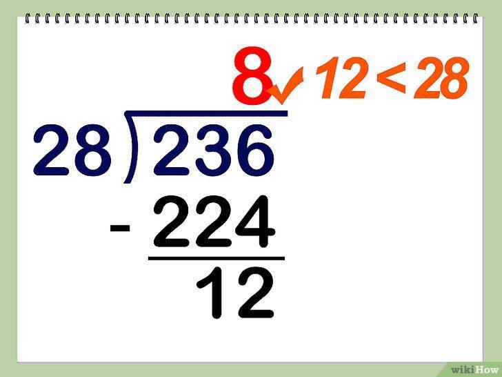 Imaginea intitulată Împărțiți cifrele cu două cifre Pasul 5