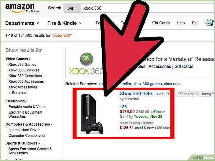 Imaginea intitulată Alegeți între un PS3 sau Xbox 360 Pasul 1