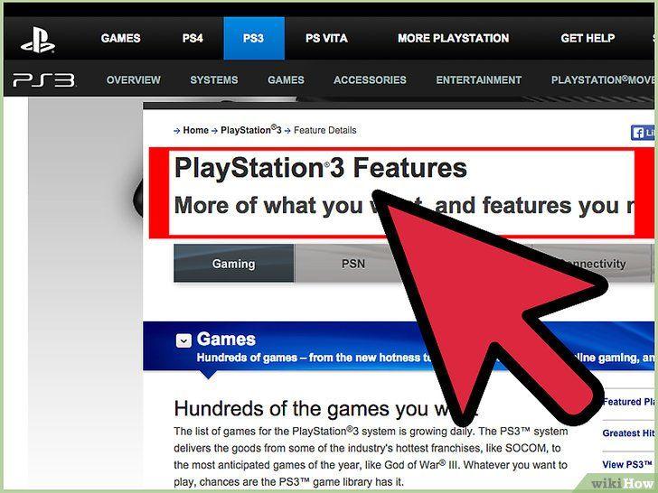 Imaginea intitulată Alegeți între un PS3 sau Xbox 360 Pasul 3