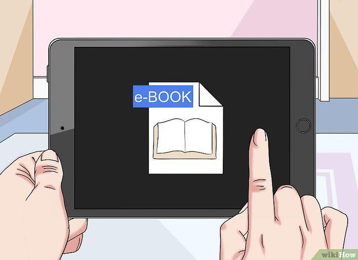 Imaginea intitulată Alegeți dintre cărți tipărite și cărți Hardback Pasul 16