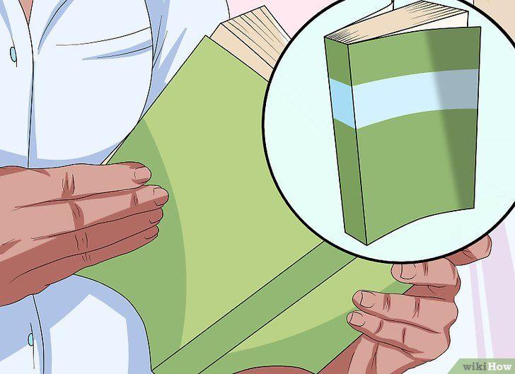 Imaginea intitulată Alegeți dintre cărțile tipărite și cărțile Hardback Pasul 8