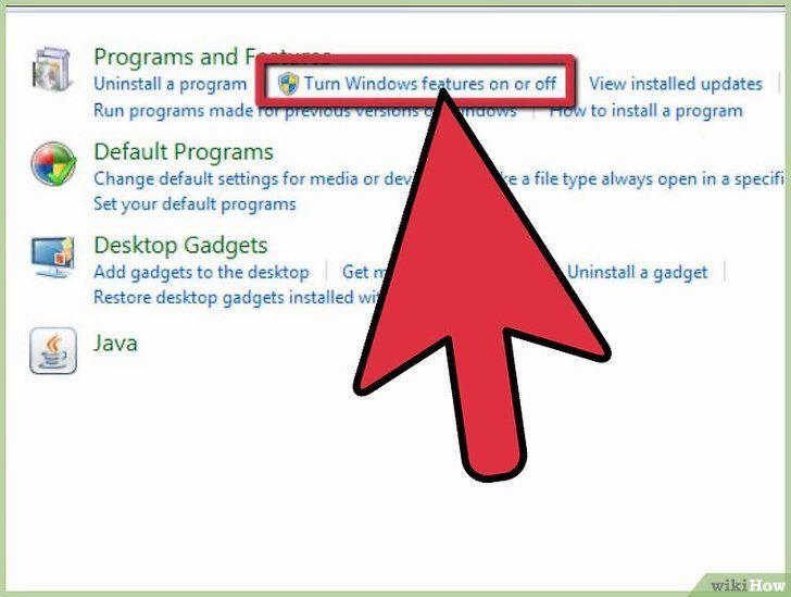 Imaginea intitulată Configurarea unui FTP între două calculatoare Pasul 3