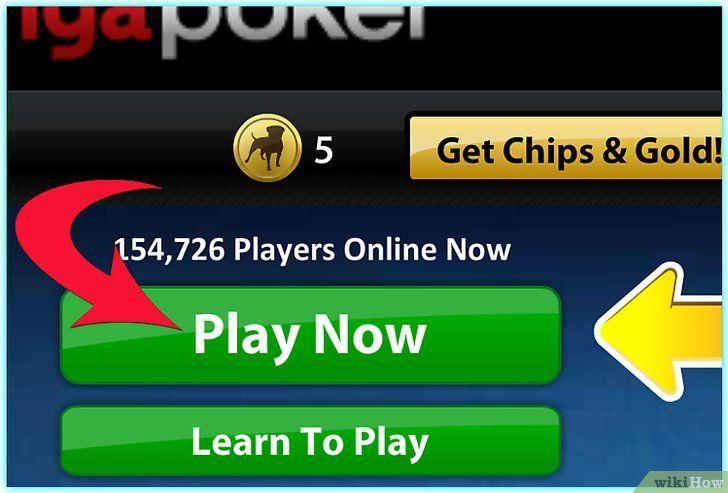 Imaginea intitulată Redați Zynga Poker Pasul 5