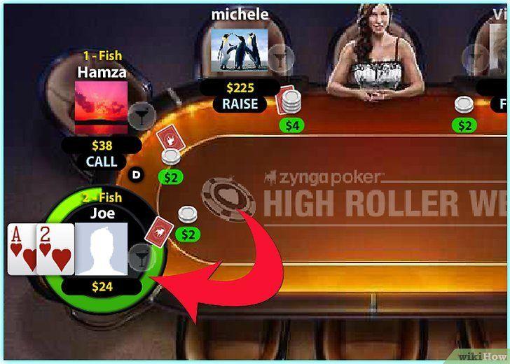 Imaginea intitulată Redați Zynga Poker Pasul 7