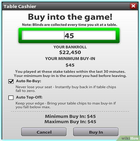 Imaginea intitulată Redați Zynga Poker Pasul 10