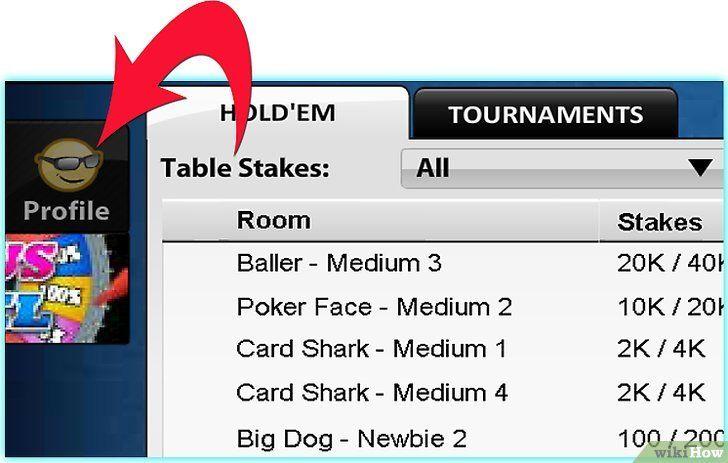 Imaginea intitulată Redați Zynga Poker Step 3Bullet6